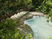 Wang Kan Lueang Waterfall Stock Photography