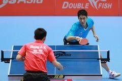 Wang Liquin (CHN) Royalty Free Stock Photo