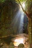 Wang Sao Thong waterfall Royalty Free Stock Image