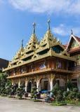 Wang Wi Weh Karam寺庙 库存图片