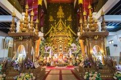 Wang Wi Weh Karam寺庙 图库摄影