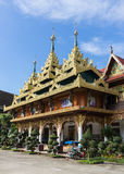 Wang Wi Weh Karam świątynia Obraz Stock