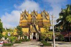 Wang Wi Weh Karam świątynia Zdjęcie Royalty Free