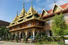 Wang Wi Weh Karam świątynia Zdjęcie Stock