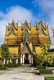 Wang Wi Weh Karam Temple Arkivfoton