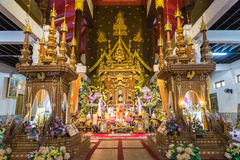 Wang Wi Weh Karam Temple Arkivbild