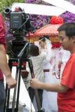 Wang Yajie Chinese Actress Royalty Free Stock Image