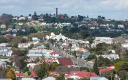 Wanganui, Nuova Zelanda immagini stock libere da diritti