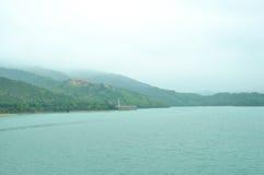 Wangbao Reservoir Royalty Free Stock Photography