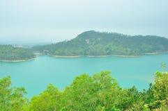 Wangbao Reservoir Royalty Free Stock Photos