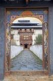 Wangduechhoeling Palace ruins, Bumthang, Bhutan Stock Photography