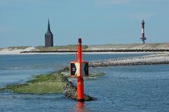 Wangerooge Photographie stock