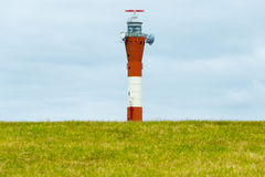 WANGEROOGE, GERMANY.  04th July 2017: View of the new lighthouse Stock Photos