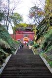 Wanghe-Boden Stockbilder