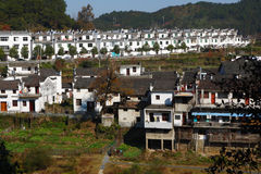 Wangkou village Stock Image