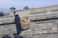 Wangs borggård Arkivbild