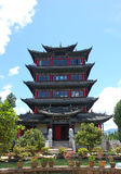 Wangu Kontrollturm stockbild
