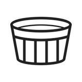 wanilia karmelizująca kremowego creme deserowego francuza cukieru odgórna tradycyjna wanilia ilustracji