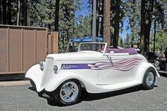 Waniliowy Coupe Zdjęcia Royalty Free