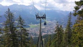 Wank Berg Stockbilder