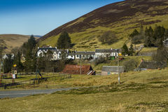 Wanlockhead, Dumfries and Galloway, Scotland Stock Images
