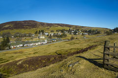 Wanlockhead, Dumfries and Galloway, Scotland Royalty Free Stock Images