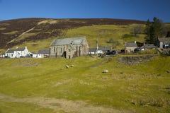 Wanlockhead, Dumfries and Galloway, Scotland Stock Image