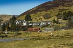 Wanlockhead, Dumfries i Galloway, Szkocja Obrazy Stock