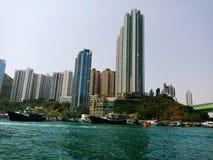 Wanneer in Hongkong Royalty-vrije Stock Afbeeldingen