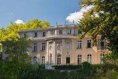 Wannsee会议的议院 库存照片