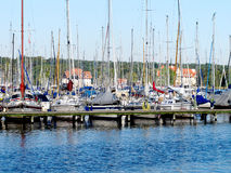 Wannsee lake in Berlin, Germany Stock Photo
