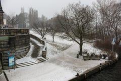 Wannsee, Potsdam, Alemania Imagen de archivo libre de regalías