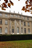 Wannsee-Villa. Views of the Wannsee villa. Place of the notorious Wannsee conference stock image