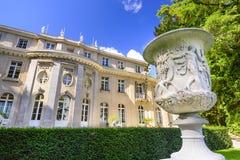 Wannseehuis Royalty-vrije Stock Foto