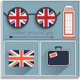 Want to see London stock illustration