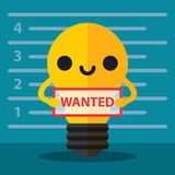 Wanted idea Stock Images