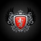 Wapenschild Royalty-vrije Stock Afbeelding