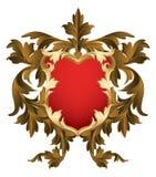 Wapenschild Royalty-vrije Stock Foto