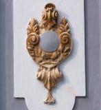 Wapenschild in de vorm van een vogel Royalty-vrije Stock Foto's