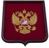 Wapenschild van de Russische Federatie Stock Fotografie