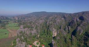 Wapień góra w Tajlandia zbiory