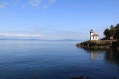 Wapna Kiln latarnia morska Zdjęcia Royalty Free
