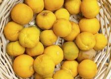 wapni pomarańcze obraz stock