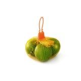 Wapno odizolowywa na białym tle (cytryny owoc) Fotografia Stock
