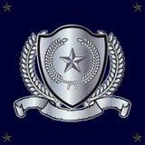 Wappen 01b Lizenzfreie Stockfotografie
