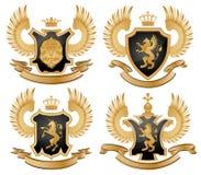 Wappen Stockfoto