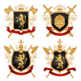 Wappen Stockfotografie