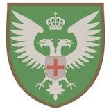 Wappen Stockfotos