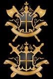 Wappen Lizenzfreie Stockfotografie
