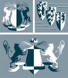 Wappen vektor abbildung